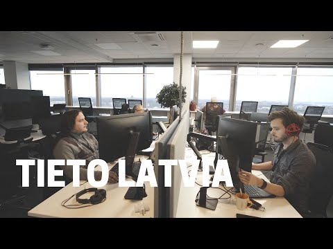 Invest and doing business in Latvia | The Story of Tieto