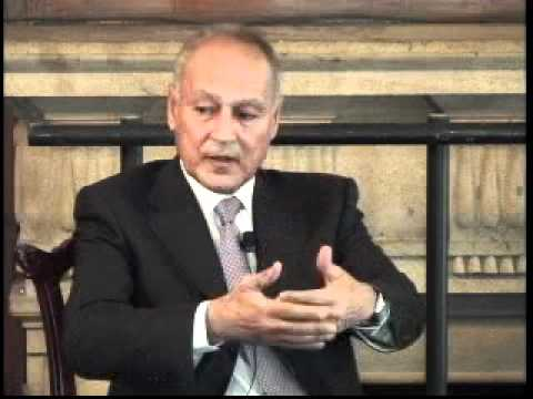 A Conversation with Ahmed Aboul Gheit
