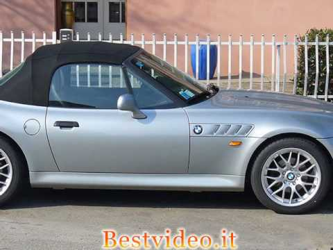 Bmw Z3 1 9 140cv With 17 Quot Csl Style Wheels Youtube
