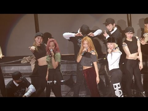 161231 S.E.S. - Oh, My Love & I'm Your Girl & Just A Feeling