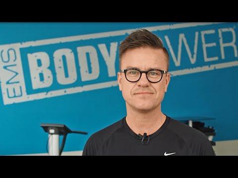 Elektrisk Muskelstimulation Virker! - EMS BodyPOWER