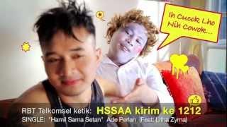 Rbt telkomsel: ketik hssaa kirim ke 1212 artist: ade perlan feat. litha zyma title: hamil sama setan cipta: artitst manager : om hape: 0818...