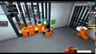 (Roblox) WE ESCAPE!!! Prison Life -The Bros-