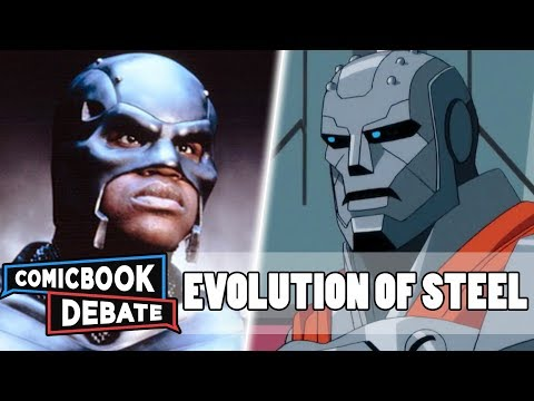 Evolution Of Steel In Cartoons, Movies & TV In 6 Minutes (2019)