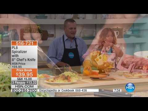 HSN | Kitchen Innovations Featuring DASH 06.06.2017 - 10 AM