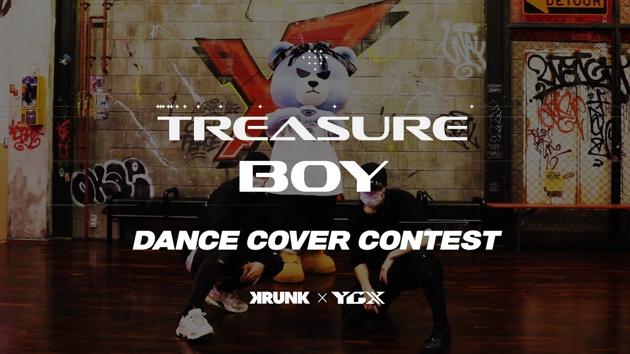TREASURE-BOY DANCE COVER (KRUNK x HITECH of YGX)