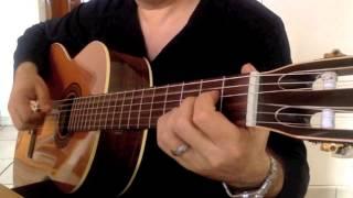 """Fingerstyle """" QUIZAS QUIZAS """" Guitar solo"""