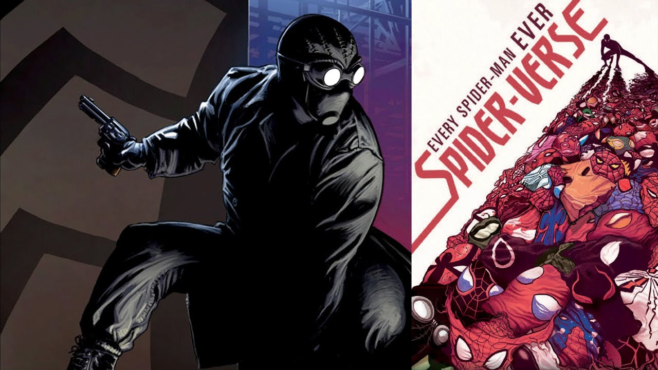 Edge of spider verse spider man noir 1 comic review youtube - Image spiderman noir ...