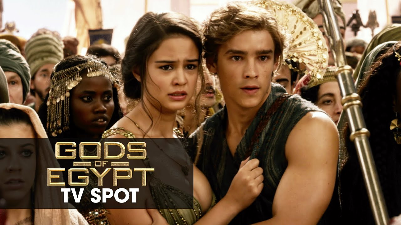 Gods Of Egypt 2016 Movie Gerard Butler Official Clip I Command You Youtube