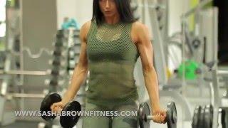 Фитнес мотивация плечи