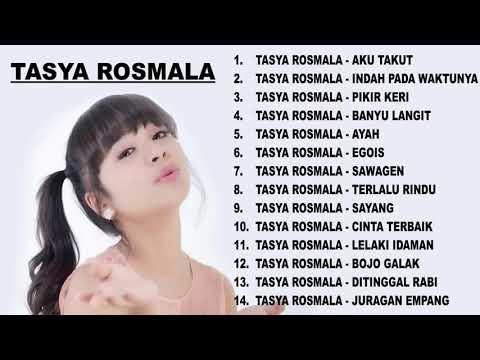 Tasya rosmala INDAH PADA WAKTUNYA full album terbaik 2018