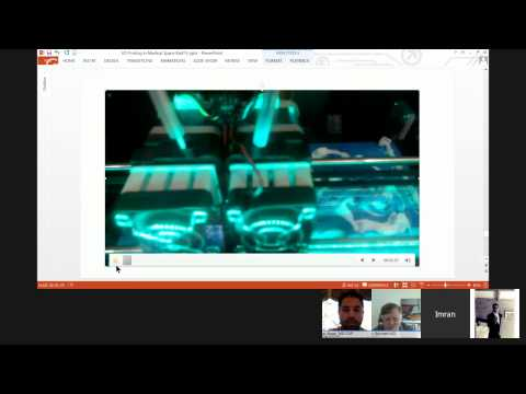 3D Printing in Medicine on Radiologist TV