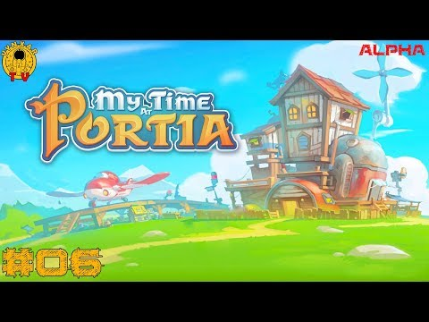 My time at Portia - Dee Dee Transport Factory - EP06