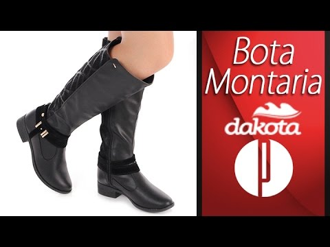 385b3305c8 Bota Montaria Feminina Dakota - 6010433112 - YouTube