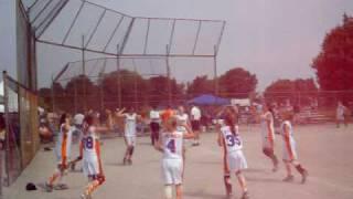 heaters 12u softball cheer