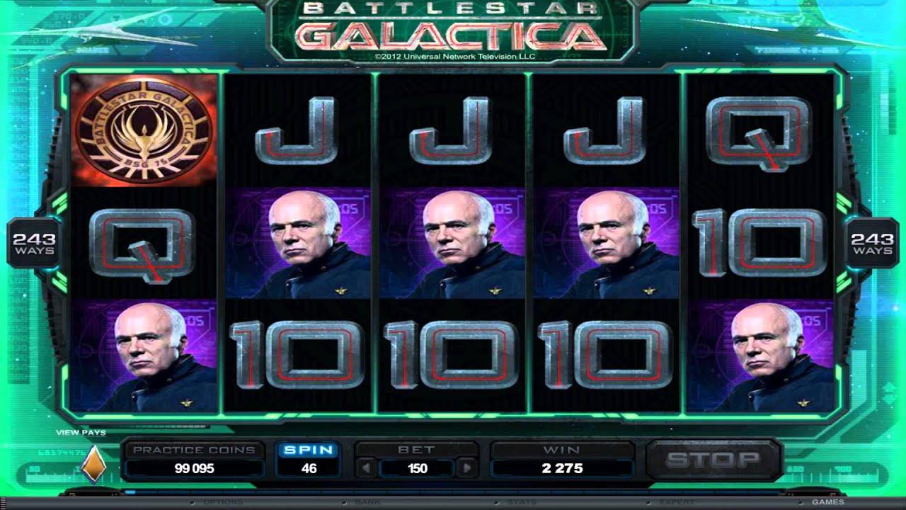 Battlestar Galactica Slot