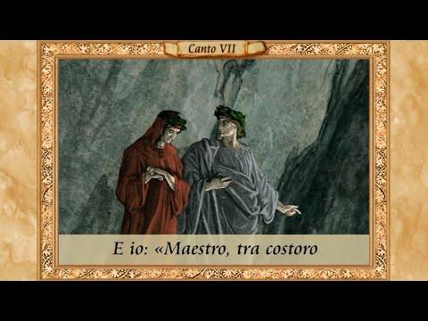 La Divina Commedia in PROSA - Inferno, canto VII (7)