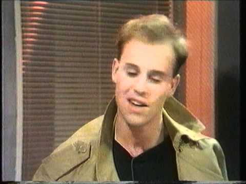 Thomas Dolby - Interviewed on The Old Grey Whistle Test (1984)