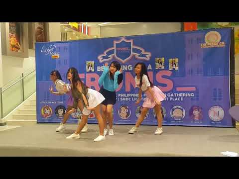 [FANCAM] Prixteme~Dance group cover of Idol School @ Fromis 1st Gathering~20171119