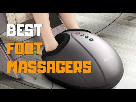 Best Foot Massagers in 2020 Top 6 Foot Massager Picks