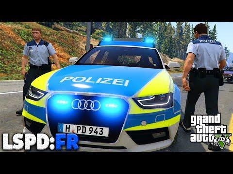 GTA 5 LSPD:FR - Laute HAUS-PARTY! + Neue EINSÄTZE? - Deutsch - Polizei Mod #38 Grand Theft Auto V