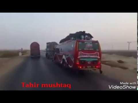 dangerous driving Bala gujjar movers vs bala gujjar movers