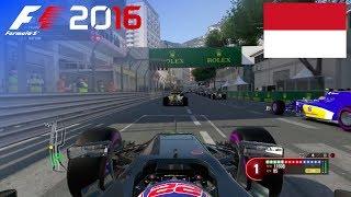 F1 2016 - 100% Race at Circuit de Monaco in Button's McLaren Honda