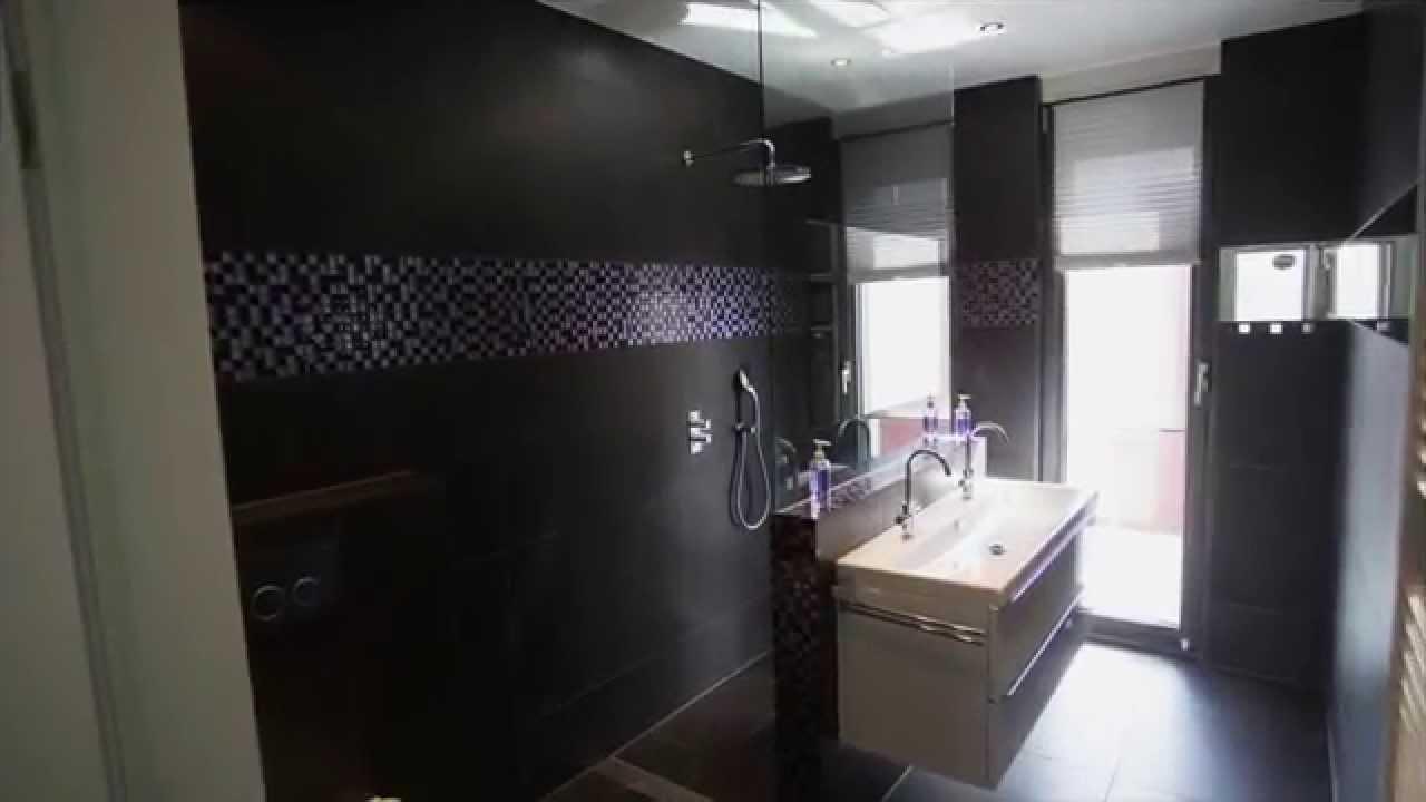 Moderne woning, moderne badkamers De Eerste Kamer - YouTube