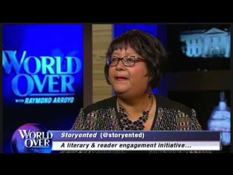 World Over - 2015-09-03 – Dork Diaries author Rachel Renee Russell with Raymond Arroyo