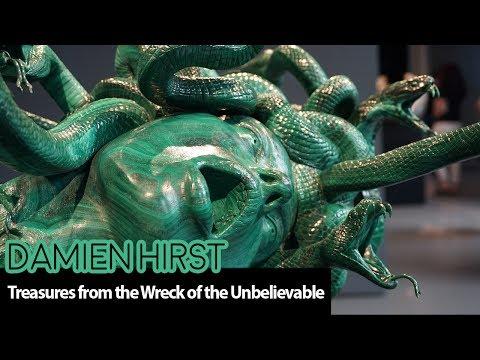 Treasures from the Wreck of the Unbelievable di Damien Hirst a Venezia – Informazioni e Recensione