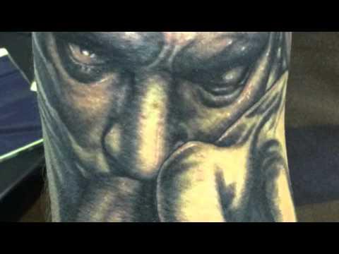 Kevin Paul Tattoo - Kev's Work