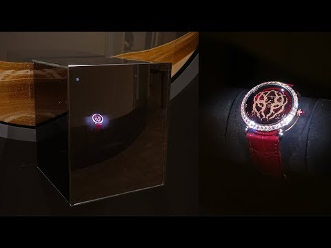 Cartier offers you a revelation every 10 seconds at the SIHH 2018.
