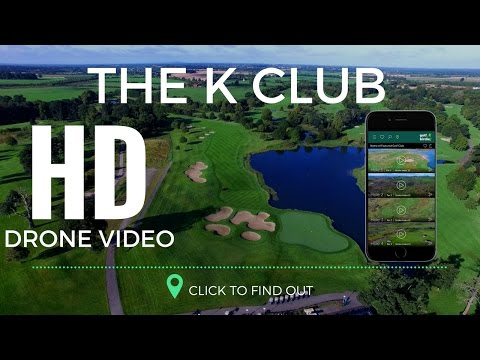 The K Club | HD Drone Video