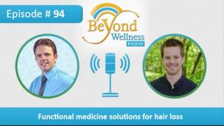 Functional Medicine Hair Loss Solutions - Podcast #94