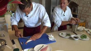 Degustacion: Regional Southern Italian Cooking Courses at the Masseria della Zingara