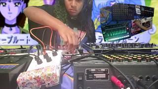 Volca FM, Volca Sample, Volca Bass, KORG PME 40x, Boss BX 800, Casio VL Tone Jam