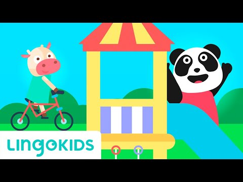 Let's Play Outdoor - Kids Songs in English | Lingokids