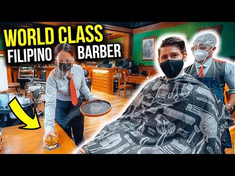 Batangas has the MOST UNIQUE FILIPINO BARBERSHOP! THIS is WHY!