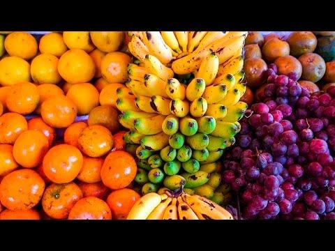 Market San Camilo, Arequipa Peru. Mercado San Camilo