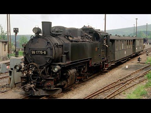 Sächsische Schmalspurbahnen -