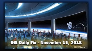 DIS Daily Fix | Your Disney News for 11/15/18
