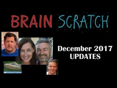 BrainScratch December 2017 Updates