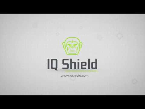IQ Shield Galaxy S9/S9+ Case Friendly Screen Protector Installation Video
