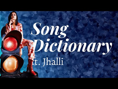 Song Dictionary with Singer Jhalli