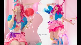 My Little Pony Equestria Girls - EG Stomp Dance cosplay cover Pinkie Pie ver.