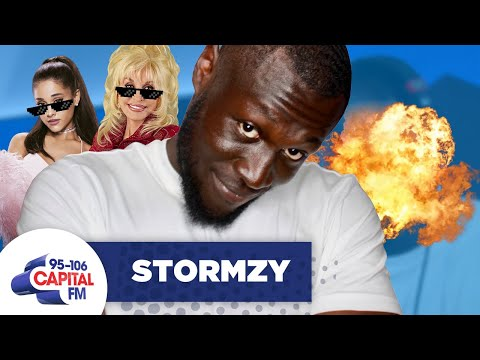 Stormzy Rates Ariana Grande, Adele And Dolly Parton's Raps 🎤   FULL INTERVIEW   Capital