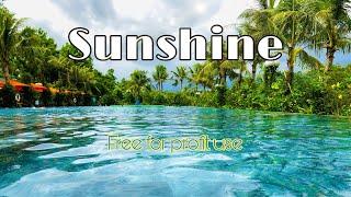 SUNSHINE - Tropical House beats [prod. By Serotonin Dose]