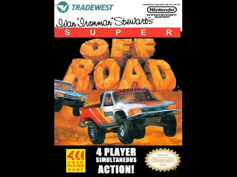 Image result for off road racing nes