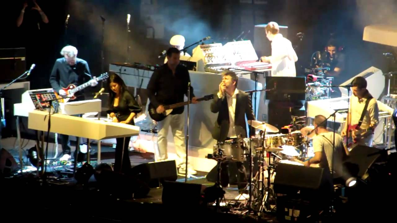 Image result for lcd soundsystem live