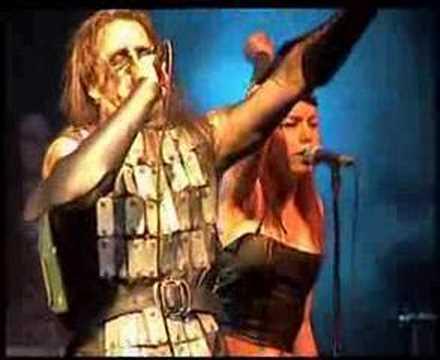 Battlelore - Sons Of Riddermark (LIVE)